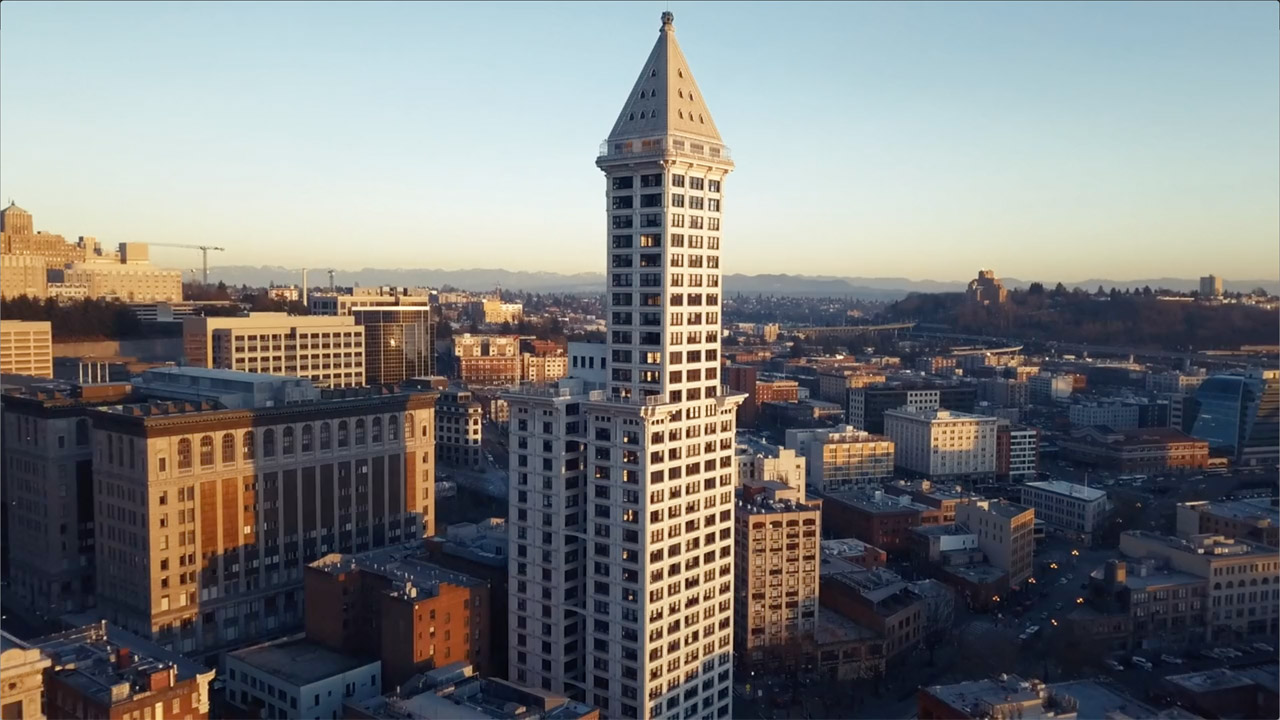 Smith Tower: Seattle Tours, Seattle Event Space, Office